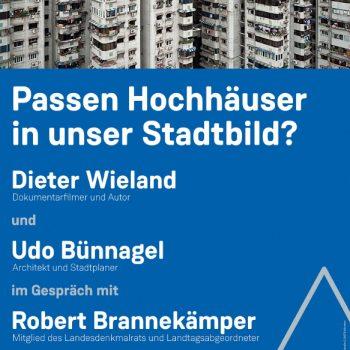 Passen Hochhäuser in unsere Stadt?