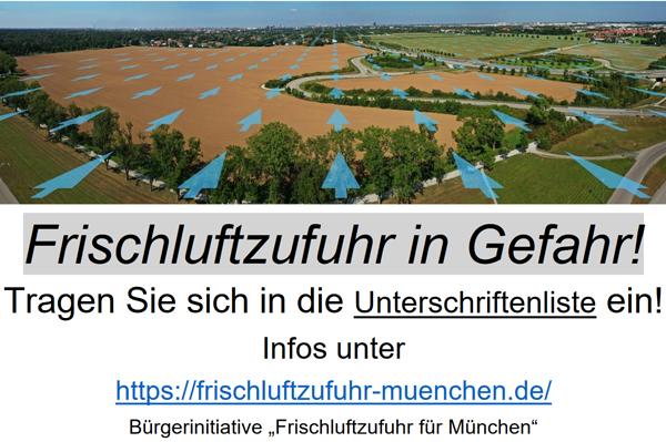 Süddeutsche vom 17. Juli 2021: Warum das Hachinger Tal so wichtig fürs Klima ist
