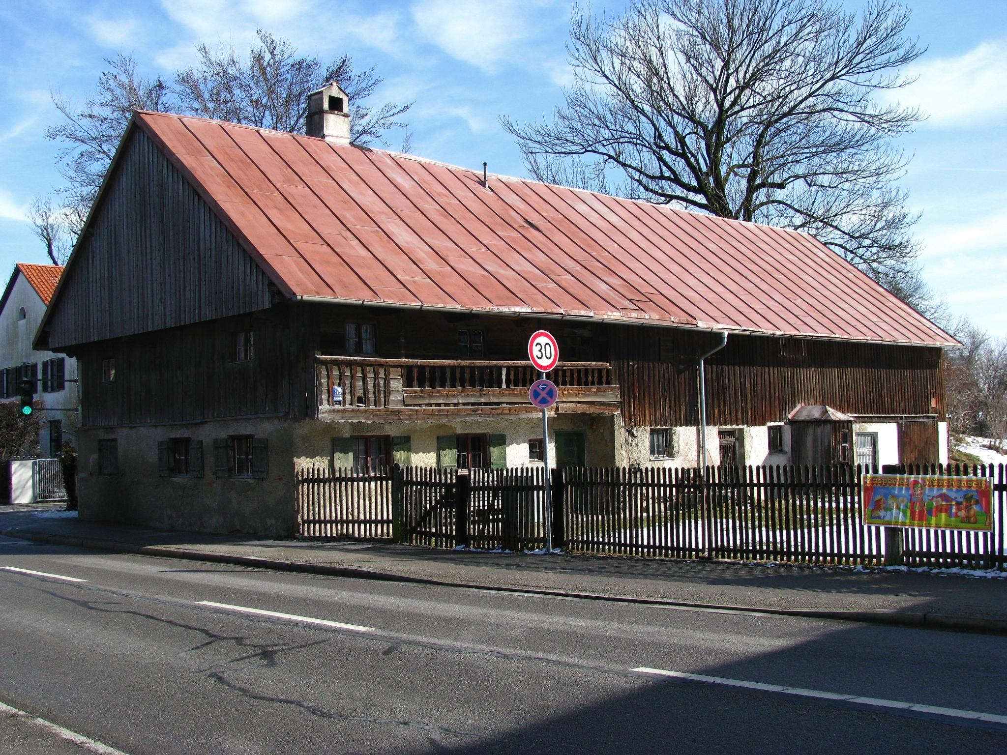 Mahnwache für den Derzbachhof und die Denkmäler in München und Bayern