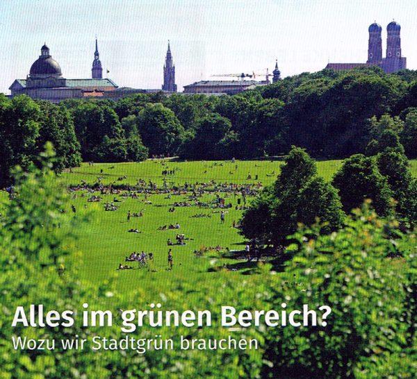 Rathausumschau vom 12. Juli 2021: Offener Brief von OB Reiter an den Kleingartenverband München