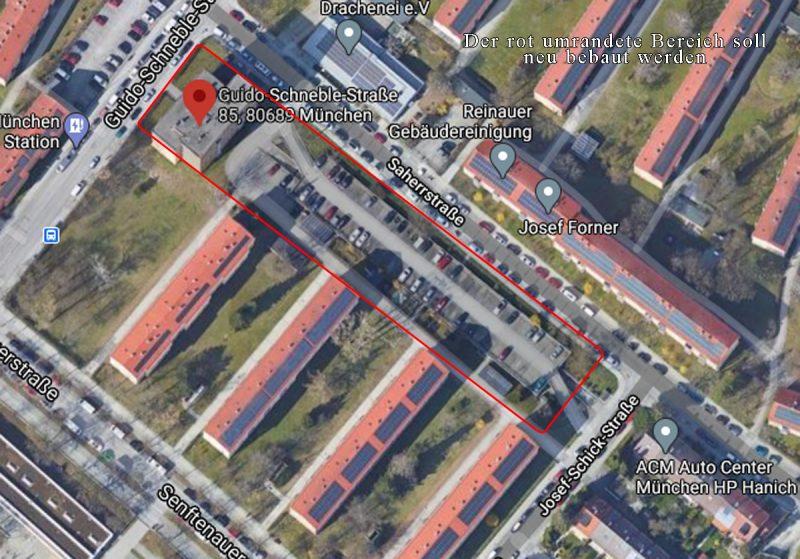 Süddeutsche vom 16. Februar 2021: Laim – Verdruss über Neubebauung