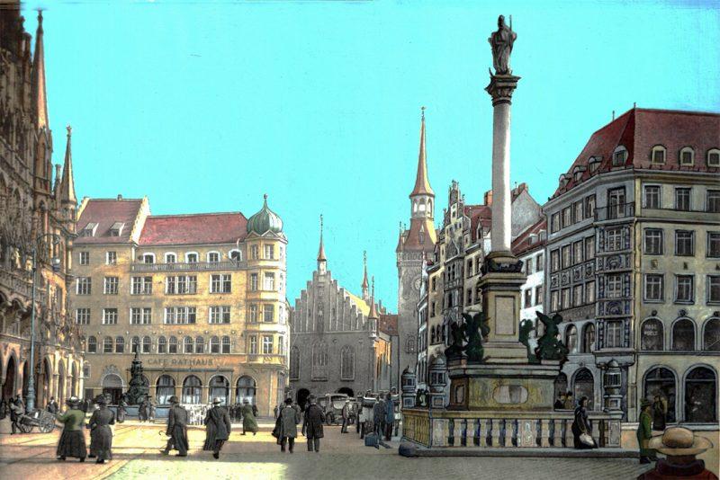Süddeutsche vom 9. April 2021: Viel zu heterogen, der Innenstadt fehlt die Grundlage für eine Erhaltungssatzung