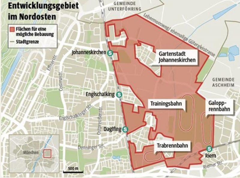Offener Brief des Bündnis Nordost e.V. an den Münchner Stadtrat