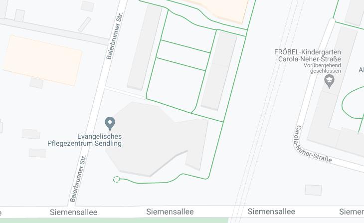Rathausnachrichten vom 7. Juli 2021: Ein Wohn-Mäander mit grünen Höfen am Siemenswäldchen