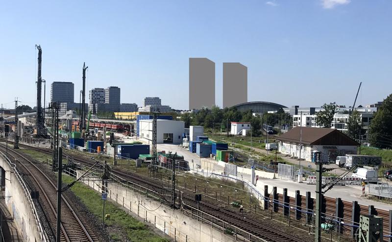 Rathausnachrichten vom 19. Oktober 2021: Bürger*innengutachten fürs PaketPost-Areal